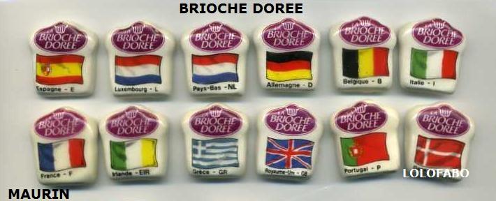 0 BRIOCHE DOREE MAURIN