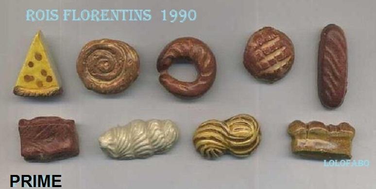 1990 prime rois florentins pains prime