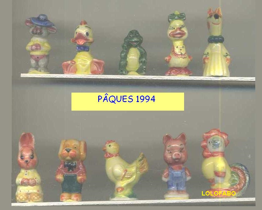 1994 paques 1994