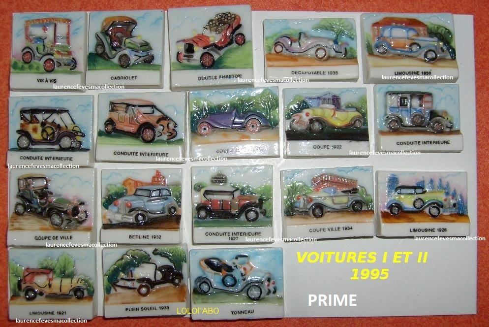 1995p39 voitures i et ii relief