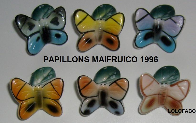 1996 aff96p34 papillons maifruico