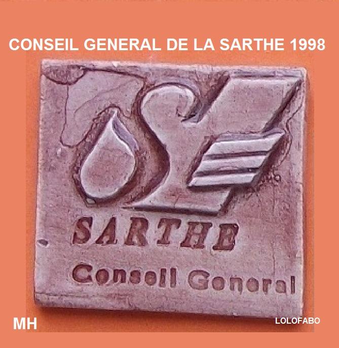 1998 conseil general de la sarthe mh 1998