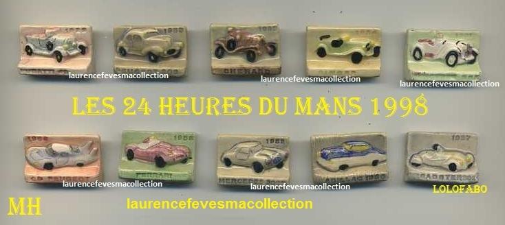 1998 mh sp218 x les bolides 24 heures du mans voitures aff98p53 3