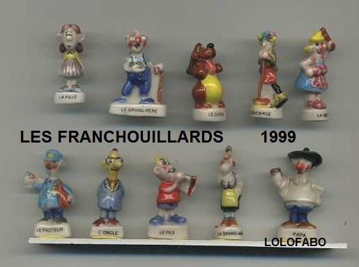 1999 LES FRANCHOUILLARDS