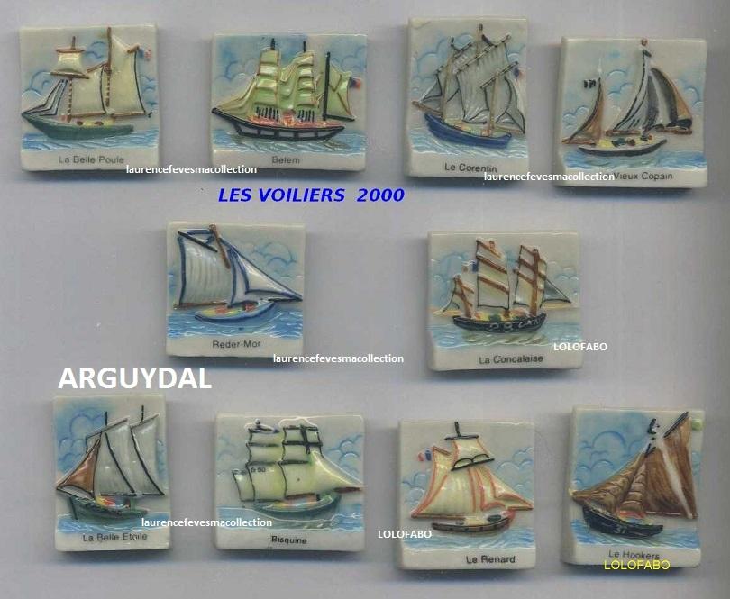 2000 sp170b les voiliers relief bateaux aff00p25 arguydal