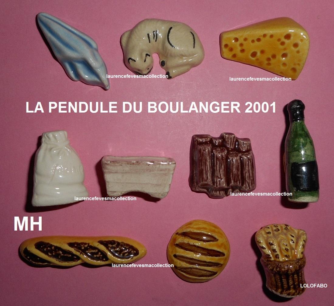 2001 la pendule du boulanger mh aff2001p65 mh