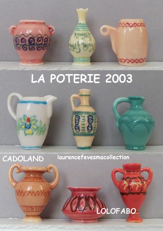 2003p51 dv893 x la poterie les pots et vases aff03p51 cadoland