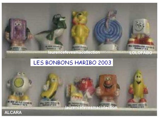 2003p8 bd330 x les bonbons haribo aff03p8 alcara