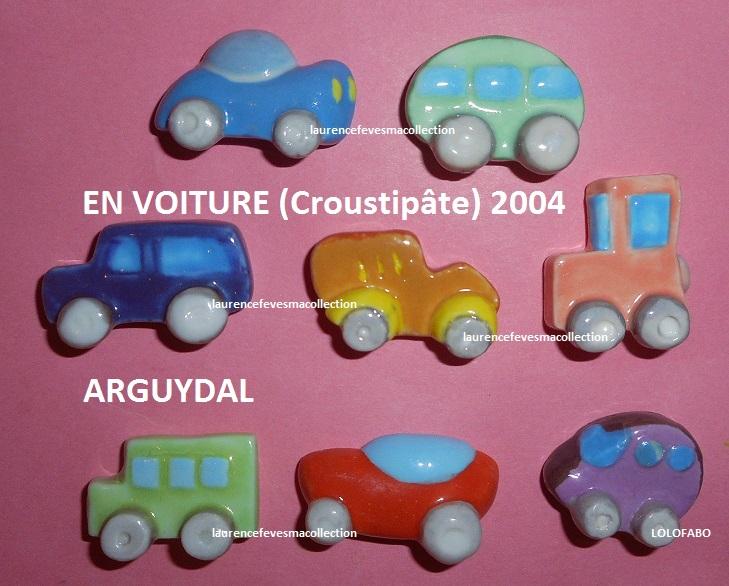 2004p38 dv1103 les feves en voiture croustipate 04p38 arguydal