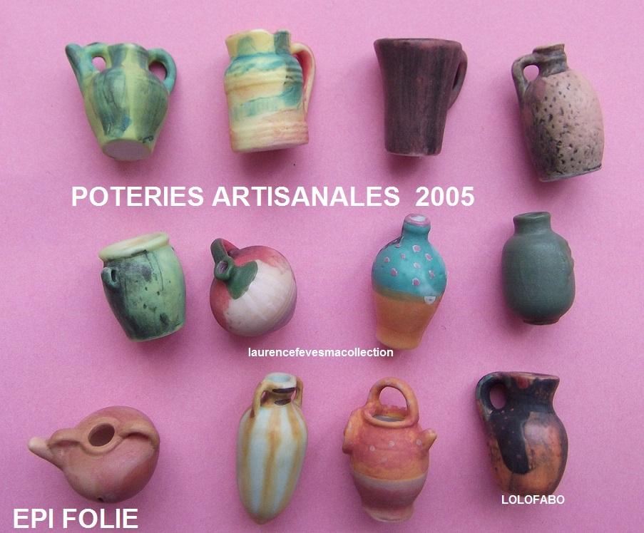 2005 dv1300 x la poterie artisanale ii pots 05p79