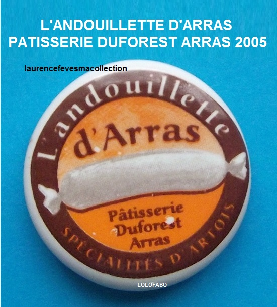2005p64 faiences de desvres duforest 2005 l andouillette d arras patisserie duforest arras 2005