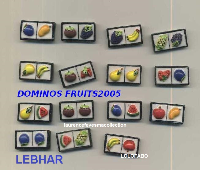 2005p92 dominos fruits aff05p92