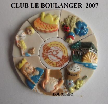 2007 CLUB LE BOULANGER
