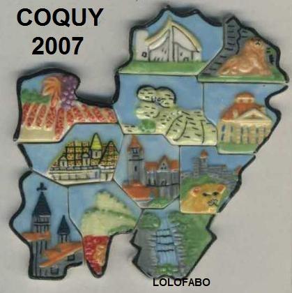 2007 coquy 2007