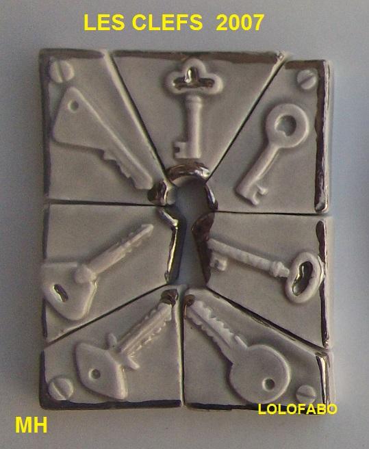 2007 dv1630 x les clefs puzzle mh 07p82 j ai gris