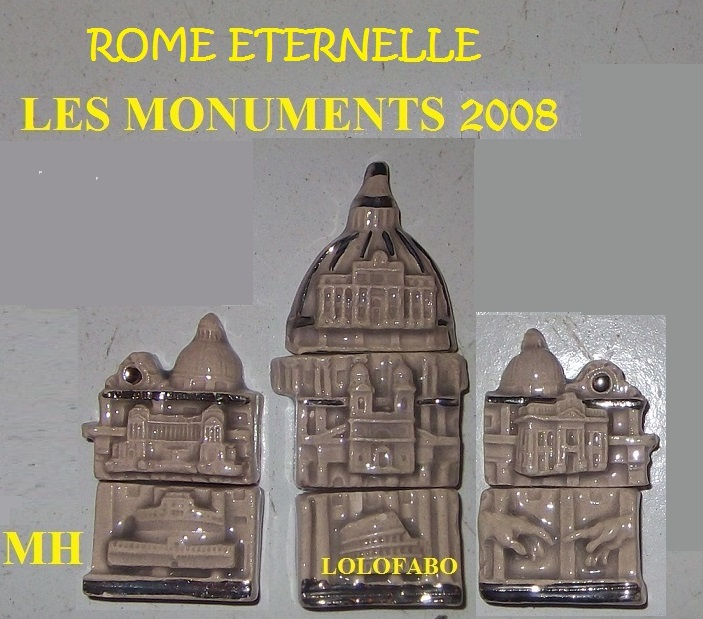 2008 ROME ETERNELLE MH