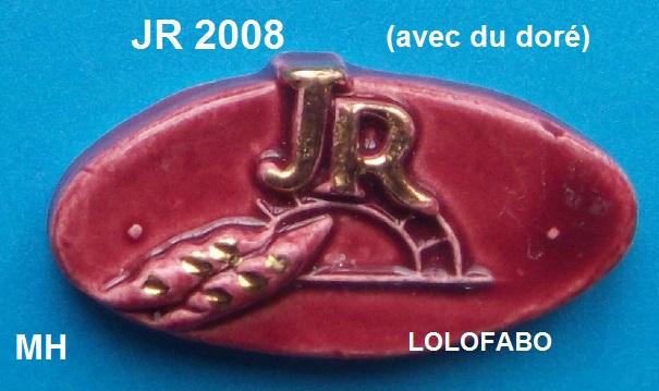 2008 mh jr j r mh 2008 avec or