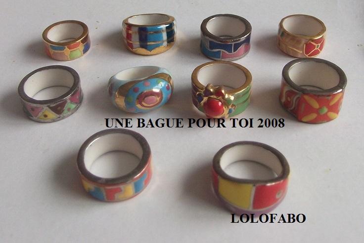 2008 UNE BAGUE POUR TOI