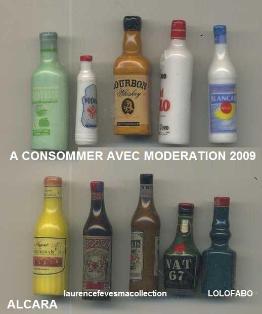 2009p17 a consommer avec moderation 2009 bouteilles d alcool