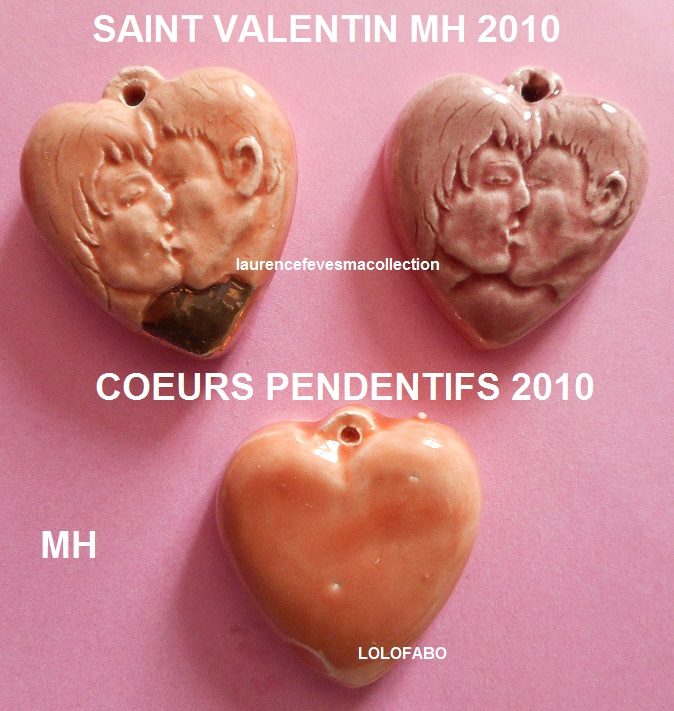 2010 mh coeurs pendentifs saint valentin mh 2010