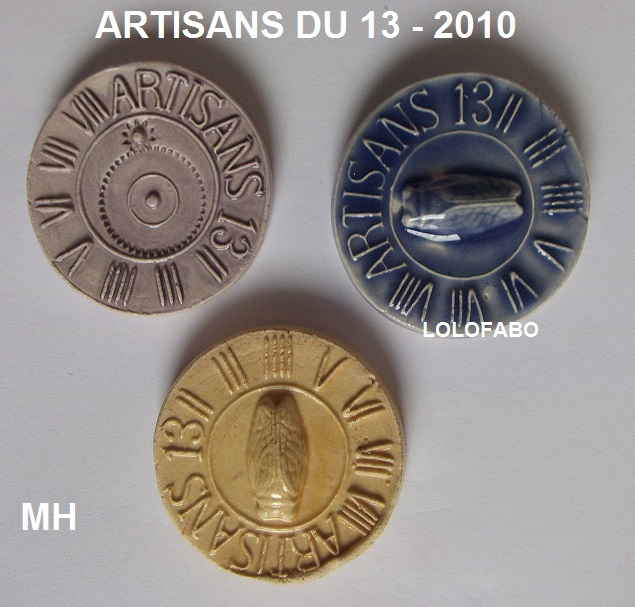 2010 perso artisans du 13 2010