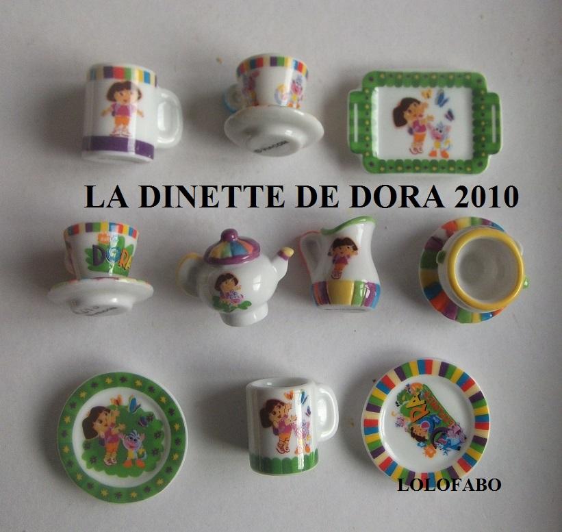 2010 LA DINETTE DE DORA