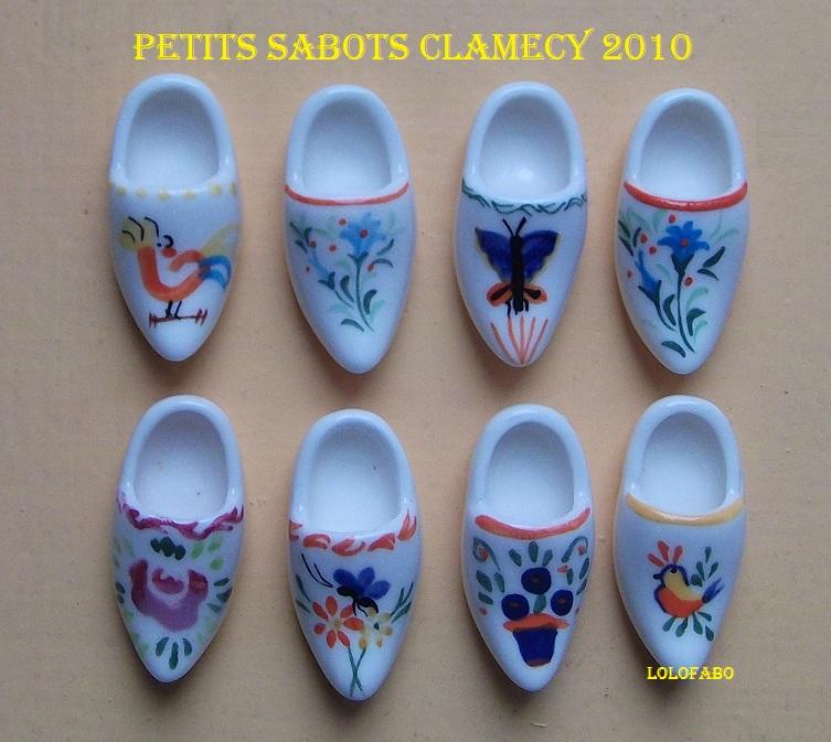 2010 LES SABOTS CLAMECY