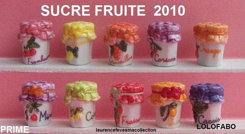 2010p108 sucre fruite aff2010p108 prime pots de confiture