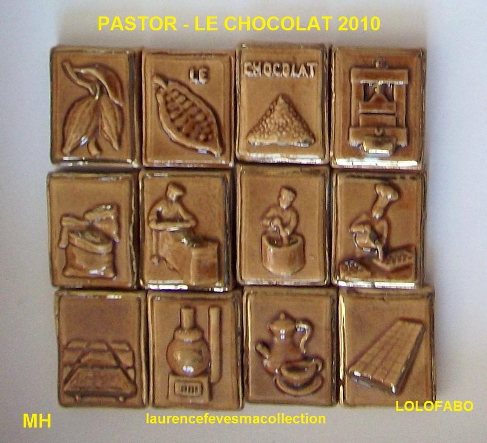 2010p89 mh pp973 le pastor chocolat puzzle mh 06p72 2010p89