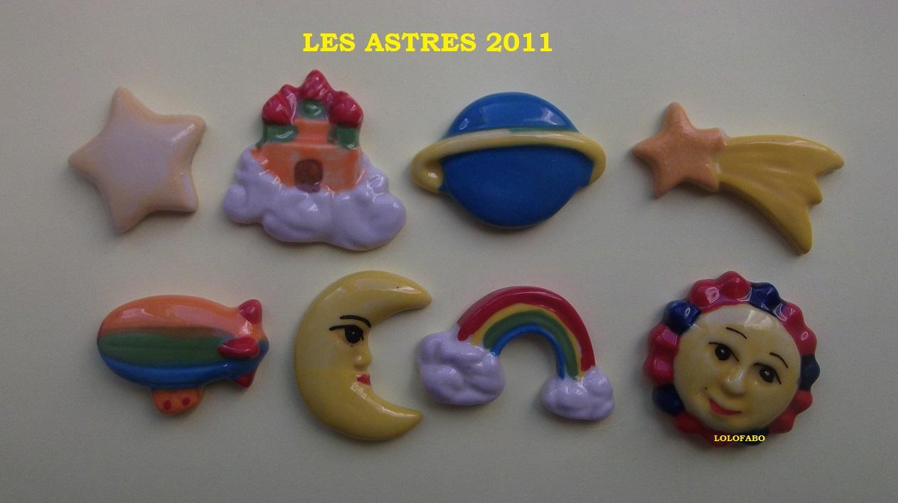 2011 LES ASTRES