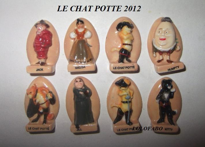 2012 LES CHAT POTTE CASINO