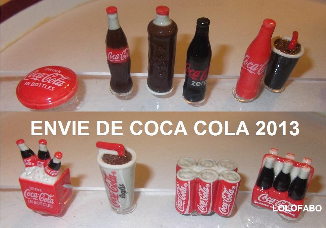 2013 envie de coca cola 2013