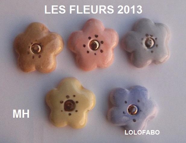 2013 les fleurs 2013