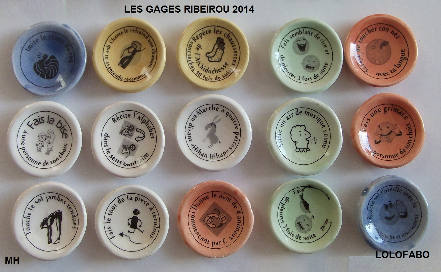 2014 les gages assiettes ribeirou mh