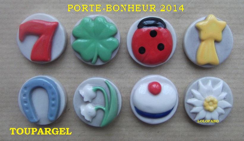 2014 PORTE BONHEUR TOUPARGEL 2014