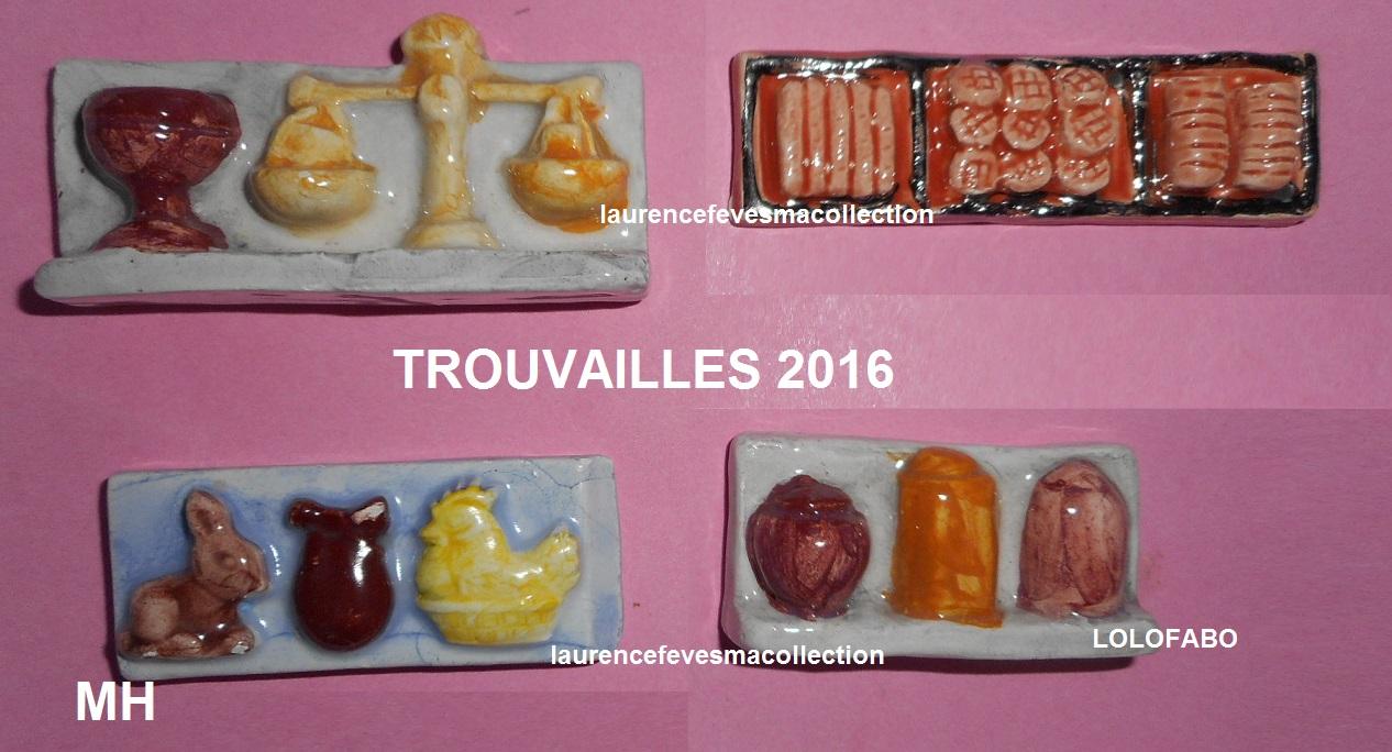 2016 plaques divers mh trouvailles 2016