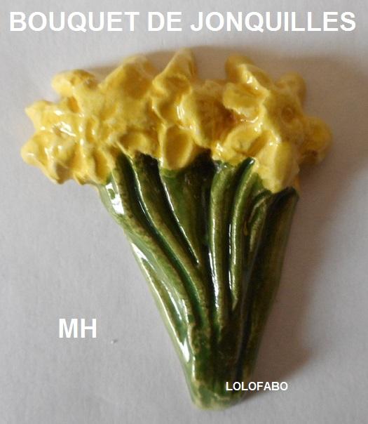 Bouquet de jonquilles mh